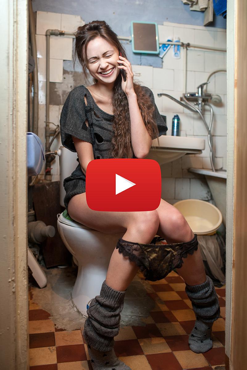 smartphonegebruik telefoongebruik toilet wc you-p youtube