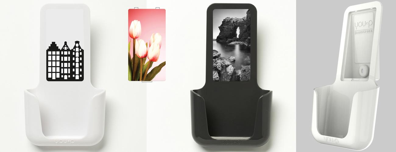 you-p handsfree | smartphonehouder - prima idee