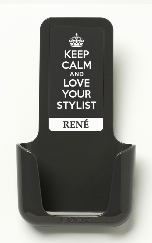 YOUP YOU-P telefoonhouder smartphone holder toilet wc keuken kitchen - rene stylist