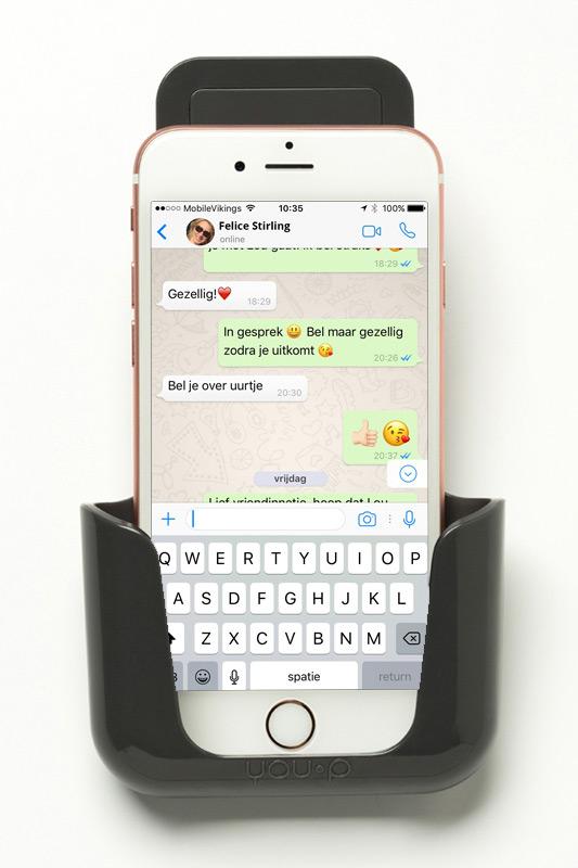 YOU-P smartphone telefoonhouder